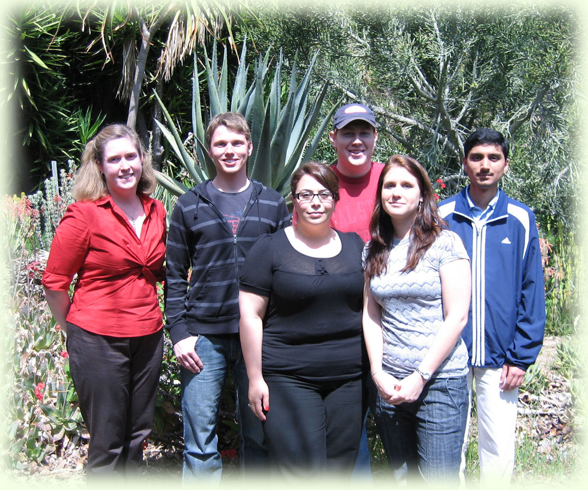 Spring 2008 group