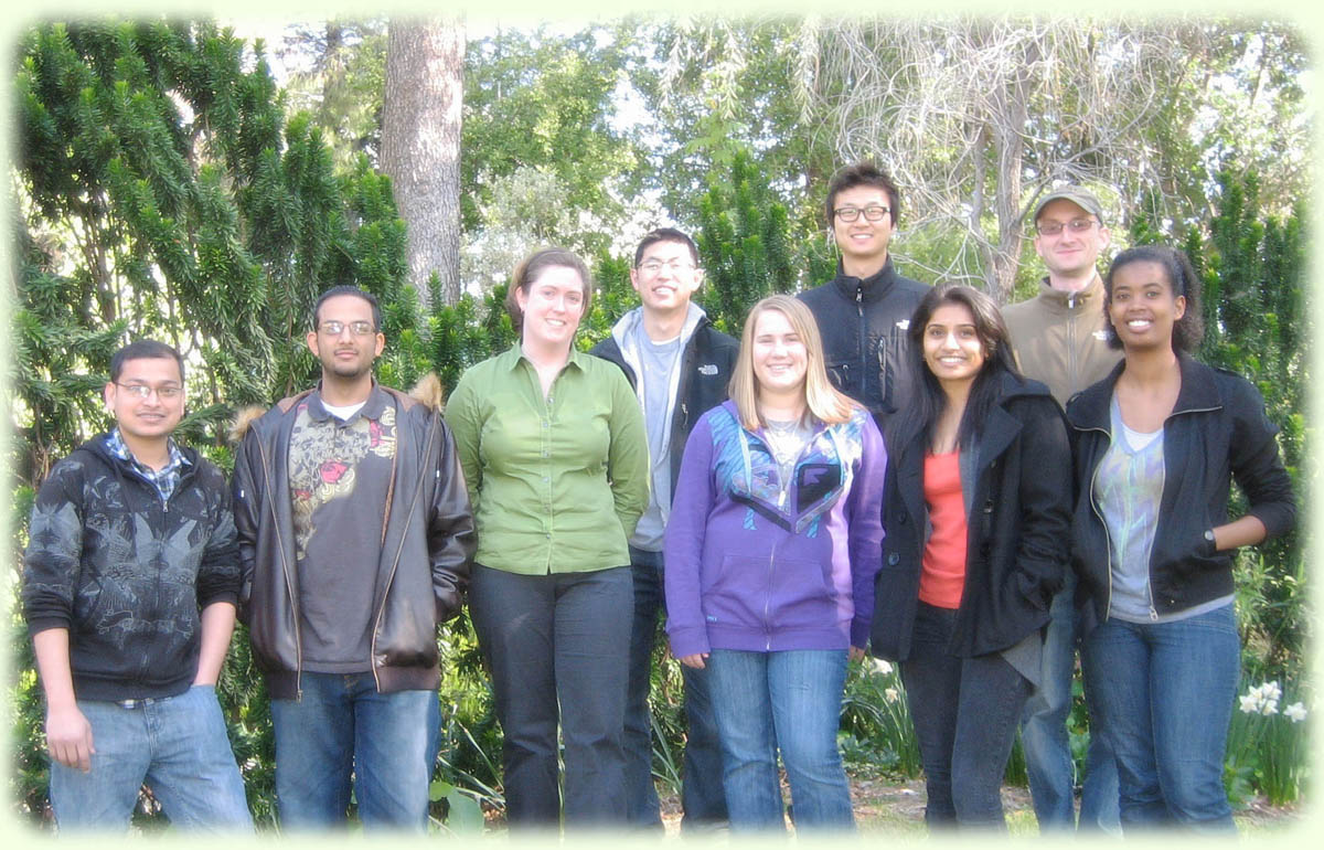 Spring 2010 group